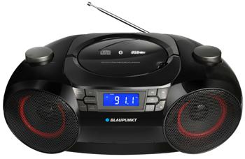 Boombox radio Bluetooth MP3 USB CD AUX Blaupunkt