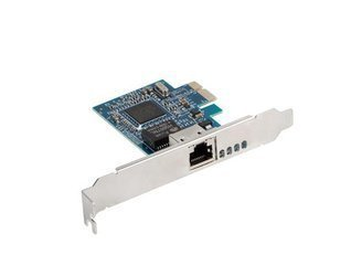 Karta sieciowa PCI-E Gigabit Lanberg Ethernet RJ45
