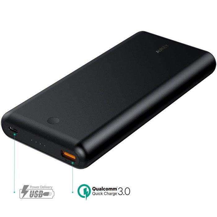 AUKEY PB-XD26 Power Bank 26800 mAh 6A 2x USB PD QC