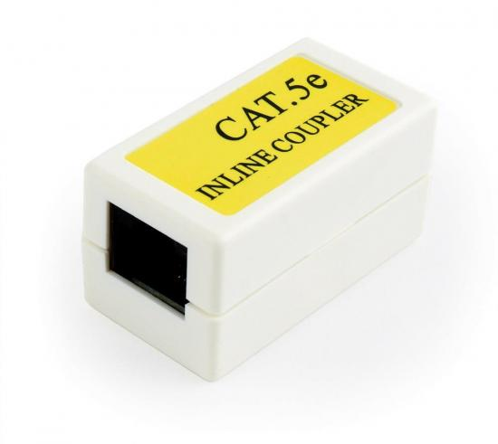 Gembird łącznik kabla/złączka sieciowa RJ45/RJ45, cat. 5E