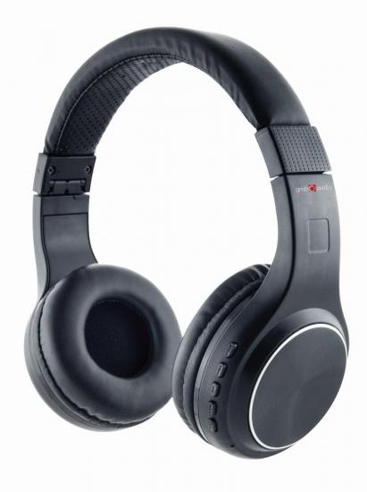 Gembird słuchawki ''Warsaw'' Bluetooth, stereo, mikrofon, czarne