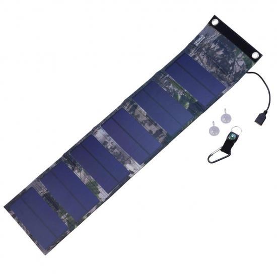 PowerNeed Sunen ES-6 wodoodporny panel solarny 9W