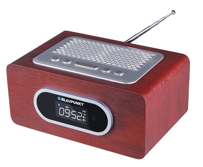 Radio przenośne z akumulatorem MP3 USB FM PILOT