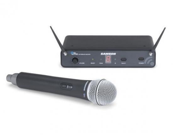 SAMSON Concert 88 Handheld doręczny zestaw bezprzewodowy
