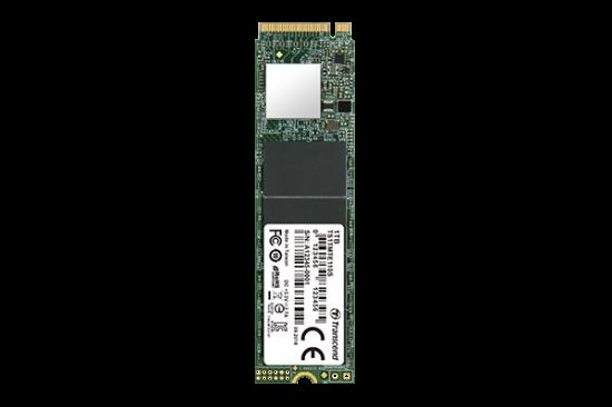 Transcend SSD 110S 1TB 3D NAND Flash PCIe Gen3 x4 M.2 2280, R/W 1700/1400 MB/s