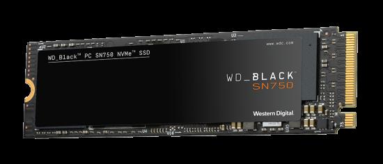 WD Black SN750 NVMe SSD 250GB M.2 PCI-E 3100/1600MB/s