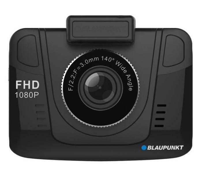 Wideo rejestrator kamera Blaupunkt Full HD GPS